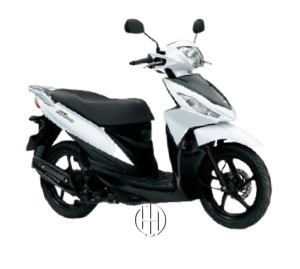 Suzuki Address 110 (2015 - XXXX) - Motodeks