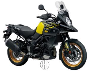 Suzuki (DL 1000) V-Strom 1000 XT (2017 - 2019) - Motodeks