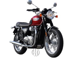 Triumph Bonneville T100 (2017 - XXXX) - Motodeks