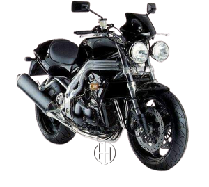 Triumph Speed Triple T509 (1997 - 1998) - Motodeks