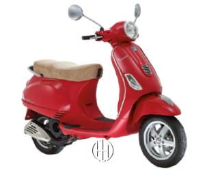 Vespa LX 125 (2009 - 2014) - Motodeks