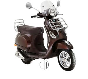 Vespa LX 125 Touring (2009 - 2014) - Motodeks