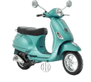 Vespa LX 150 (2009 - 2014) - Motodeks