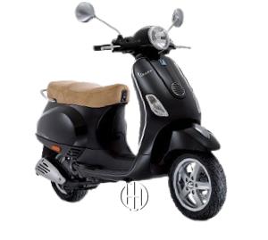 Vespa LX 50 (2005 - 2013) - Motodeks