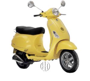 Vespa LX 50 2T (2005 - 2013) - Motodeks