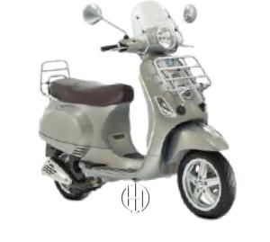 Vespa LX 50 2T Touring (2005 - 2013) - Motodeks