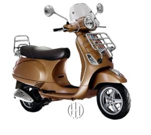 Vespa LX 50 Touring (2005 - 2013) - Motodeks