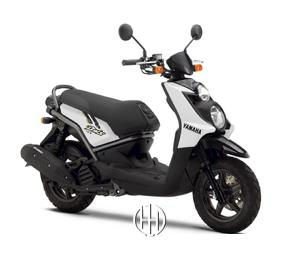 Yamaha BW's 125 (2010 - XXXX) - Motodeks