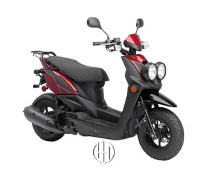 Yamaha BW's 50 (2006 - 2016) - Motodeks