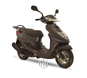 Yamaha Cygnus L (2012) - Motodeks