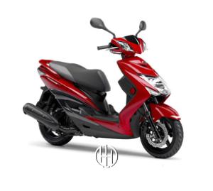Yamaha Cygnus X (2010 - 2016) - Motodeks