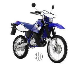 Yamaha DT 125 RE (2004 - 2007) - Motodeks