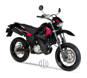 Yamaha DT 125 X (2006 - 2007) - Motodeks