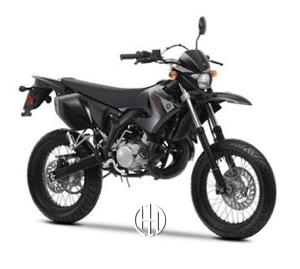 Yamaha DT 50 X (2006 - 2011) - Motodeks
