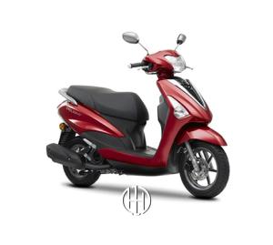 Yamaha D'elight (2014 - XXXX) - Motodeks