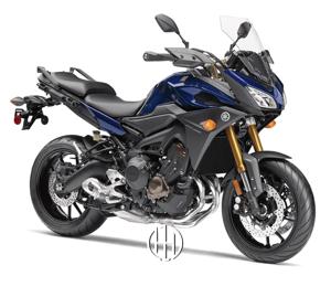 Yamaha FJ 09 (2015 - 2018) - Motodeks