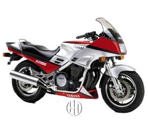 Yamaha FJ 1100 (1984 - 1986) - Motodeks