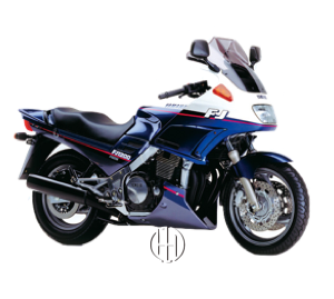 Yamaha FJ 1200 (1986 - 1997) - Motodeks