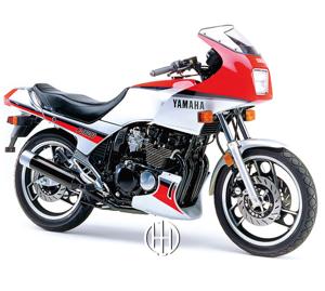 Yamaha FJ 600 (1984) - Motodeks