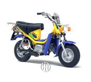 Yamaha LB 70 Chappy (1989) - Motodeks