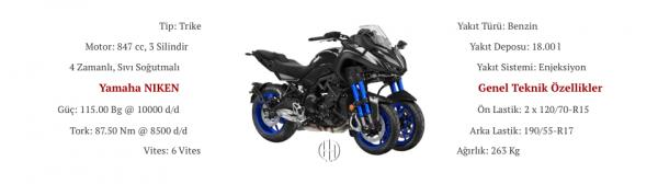 Yamaha NIKEN (2018 - XXXX) - Motodeks