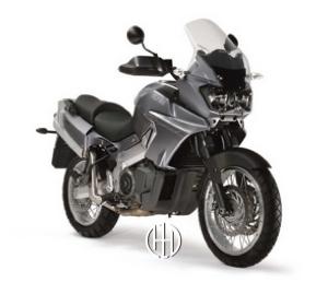 Aprilia Caponord 1000 ETV ABS (2004 - 2013) - Motodeks
