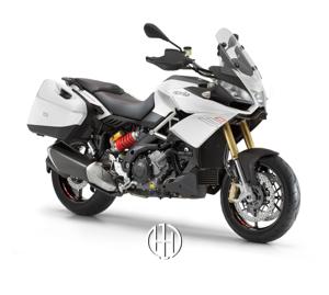 Aprilia Caponord 1200 ABS (2013 - 2019) - Motodeks