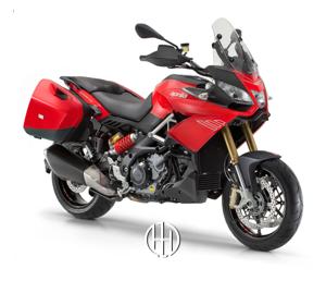 Aprilia Caponord 1200 Travel Pack (2014 - 2019) - Motodeks