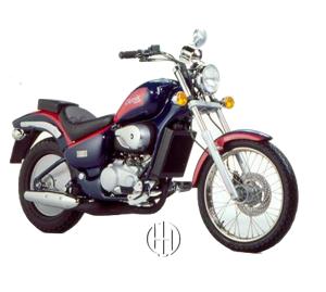 Aprilia Classic 50 (1992 - 2002) - Motodeks