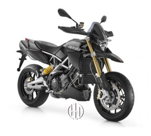 Aprilia Dorsoduro 1200 ABS (2013 - 2015) - Motodeks