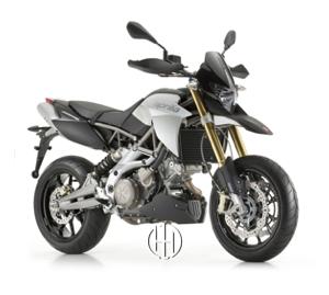 Aprilia Dorsoduro 750 ABS (2008 - 2017) - Motodeks
