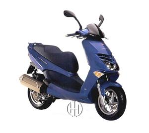 Aprilia Leonardo ST:SP 125 (1997 - 2006) - Motodeks