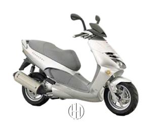 Aprilia Leonardo ST:SP 150 (1999 - 2004) - Motodeks