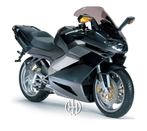 Aprilia RST 1000 Futura (2001 - 2005) - Motodeks