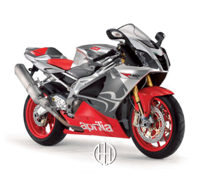 Aprilia RSV 1000 R (2003 - 2009) - Motodeks