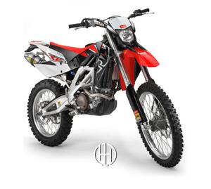 Aprilia RXV 4.5 (2007 - 2013) - Motodeks
