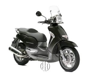 Aprilia Scarabeo 500 (2004 - 2012) - Motodeks