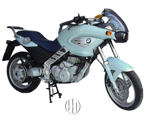 BMW F 650 CS (2003 - 2005) - Motodeks