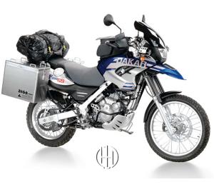 BMW F 650 GS Dakar (2001 - 2007) - Motodeks