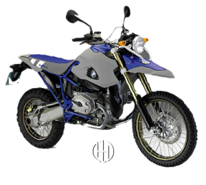 BMW HP 2 Enduro (2006 - 2008) - Motodeks