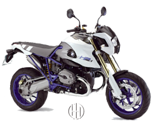 BMW HP 2 Megamoto (2007 - 2011) - Motodeks