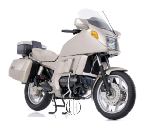 BMW K 100 LT (1986 - 1991) - Motodeks