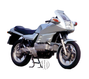 BMW K 100 RS (1983 - 1992) - Motodeks