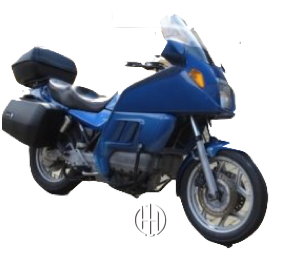 BMW K 100 RT (1984 - 1988) - Motodeks