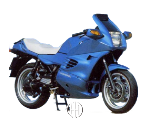 BMW K 1100 RS (1993 - 1997) - Motodeks