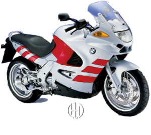 BMW K 1200 RS (1997 - 2005) - Motodeks