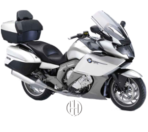 BMW K 1600 GTL Exclusive (2014 - 2018) - Motodeks