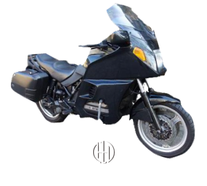 BMW K 75 RT (1991 - 1996) - Motodeks