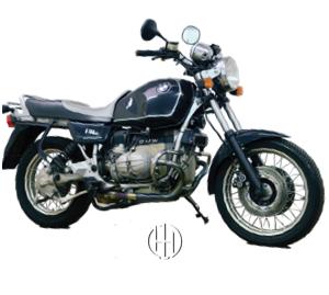 BMW R 100 R (1991 - 1996) - Motodeks