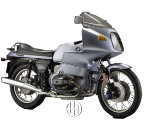 BMW R 100 RS (1976 - 1984) - Motodeks